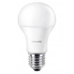飛利浦 LED 暖黃色溫燈膽 E27 9.5W 3000K